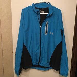 Under armour large windbreaker